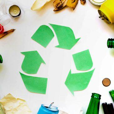 Recicla desde casa por la vida del planeta