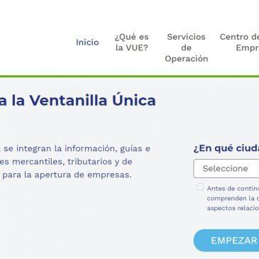 Empresarios y emprendedores de Medellín pueden agilizar sus trámites de creación de empresas con la Ventanilla Única Empresarial –VUE–