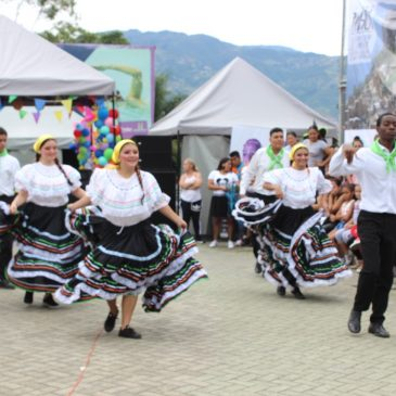Fortalezcamos el sector Cultural  en la Comuna 1- Popular