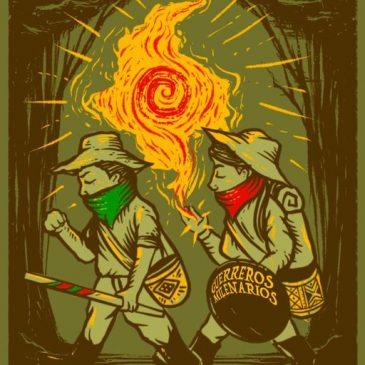 Marchas por la dignidad del pueblo colombiano